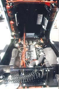 Американское сердце, шестицилиндровый двигатель Mack